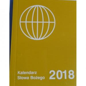 Kalendarz SŁOWA BOŻEGO 2018