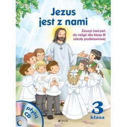 Jezus jest z nami? Zeszyt ćwiczeń