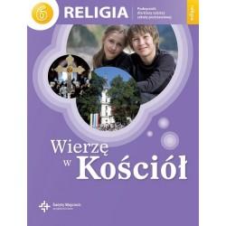 Religia sp kl.6 podr.dla ucznia - Wierzę w Kościół