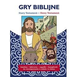 Gry biblijne