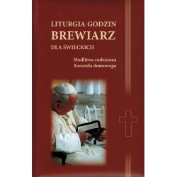 Liturgia Godzin Brewiarz dla świeckich