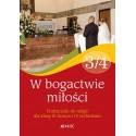 Klasa III Liceum, IV Technikum W bogactwie miłości - Podręcznik do religii