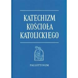Katechizm Kościoła Katolickiego format B6, oprawa twarda