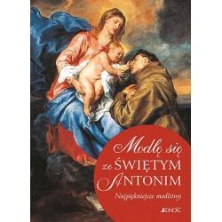 Modlę się ze Świętym Antonim