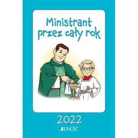 Ministrant przez cały rok 2022