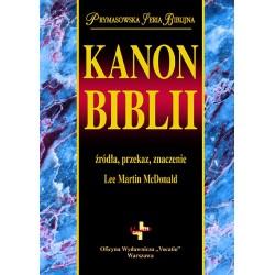 Kanon Biblii