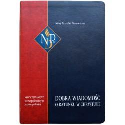Nowy Testament NPD, okładka kolor, bez paginatorów