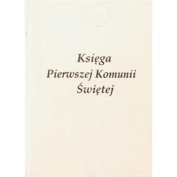 Księga Pierwszej Komunii Świętej
