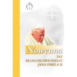Nowenna do błogosławionego Jana Pawła II