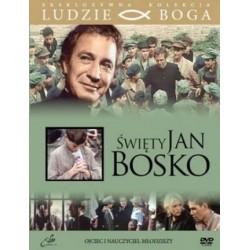 Święty Jan Bosko. Ojciec i nauczyciel młodzieży (książeczka z płytą DVD)