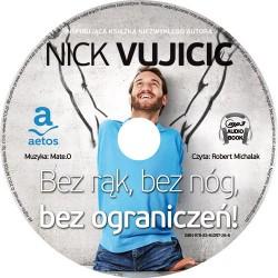Audiobook– Bez rak, bez nóg, bez ograniczeń!