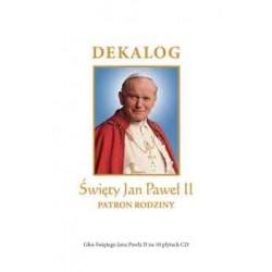 Dekalog święty Jan Paweł II